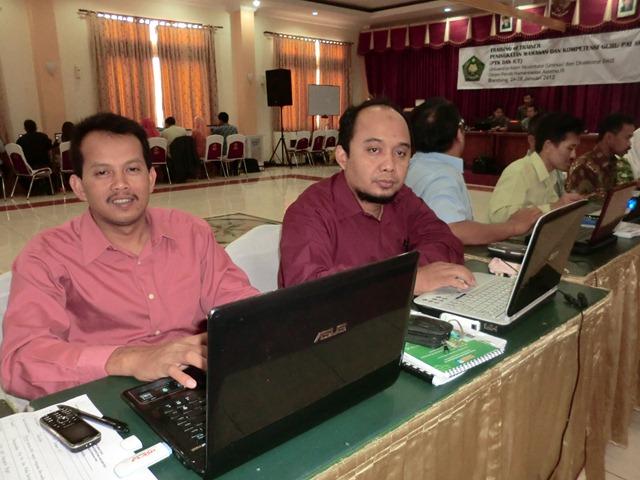 Bandung, 26 Januari 2012