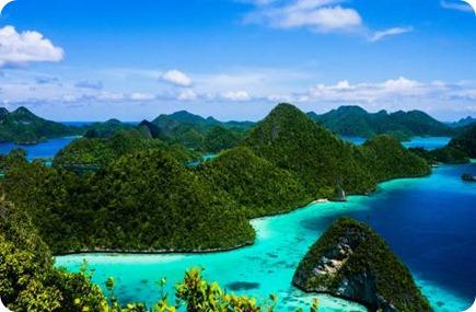 Wisata Papua Barat - raja-ampat
